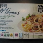 Tesco Light Choices Ham & Mushroom Tagliatelle
