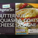 Superquinn Butternut Squash and Goats Cheese Lasagna