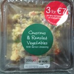 M&S Couscous & Roasted Vegetables