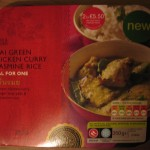 M&S Thai Green Chicken Curry & Jasmine Rice