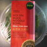 M&S Hoi Sin Duck Noodle Bowl