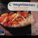 WeightWatchers Sweet & Sour Chicken with Long Grain Rice