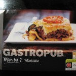 M&S Gastropub Main for 2 – Moussaka