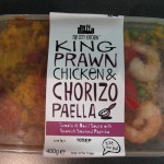 The City Kitchen King Prawn, Chicken and Chorizo Paella