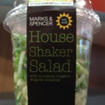 M&S House Shaker Salad