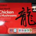 Tesco Ken Hom's Chicken and Mushrooms